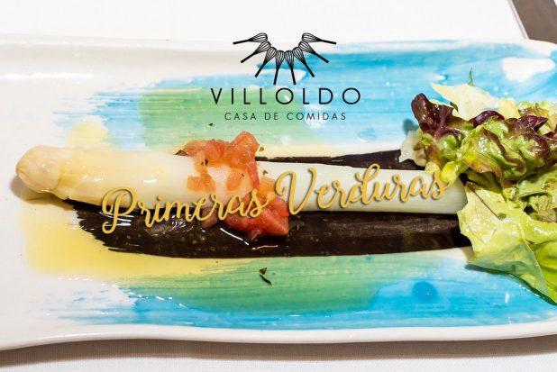 Las primeras verduras llegan a Villoldo